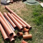 Как решить проблему с канализацией на даче?