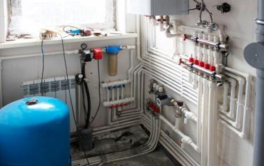 Разводка водоснабжения и водоотведения под ключ недорого и по низкой цене